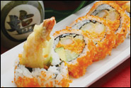 Sushiko - Shrimp Tempura Roll